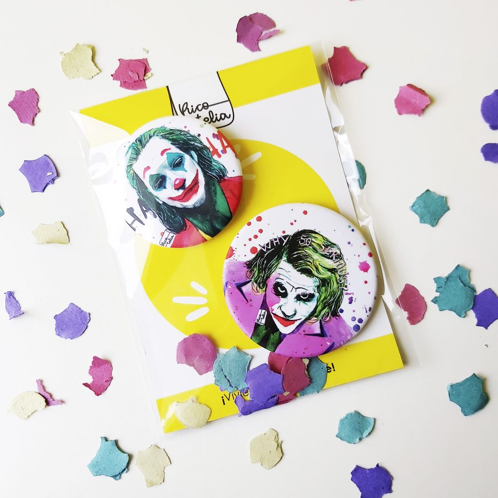 Catálogo productos Foto kit chapas Joker