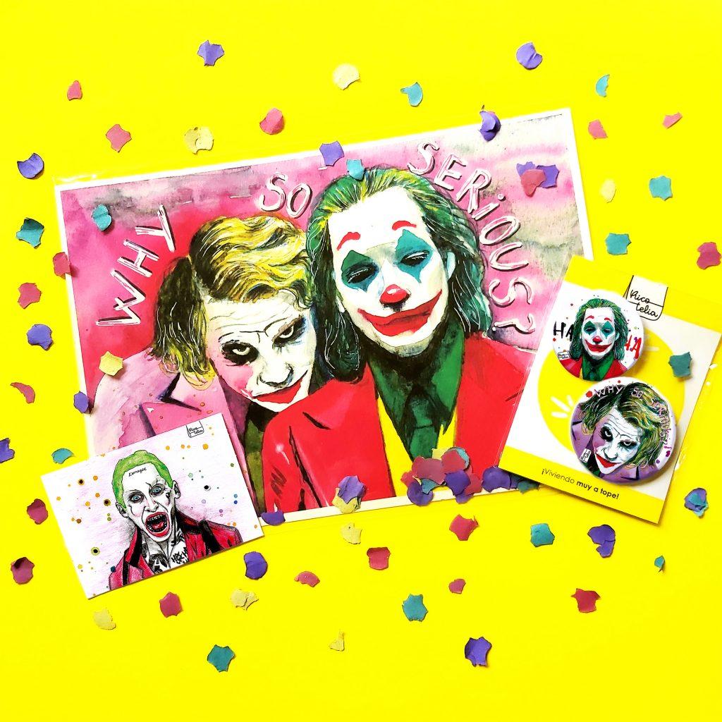 Catálogo productos Foto kit completo Joker